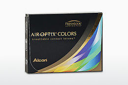 Kontaktné šošovky Alcon AIR OPTIX COLORS (AIR OPTIX COLORS AOAC2)