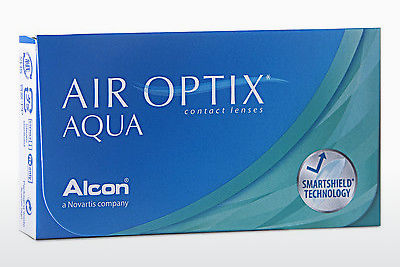 Kontaktné šošovky Alcon AIR OPTIX AQUA (AIR OPTIX AQUA AOA6)