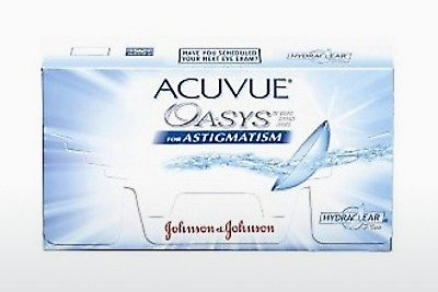 Kontaktné šošovky Johnson & Johnson ACUVUE ADVANCE for ASTIGMATISM AGT-6P-REV