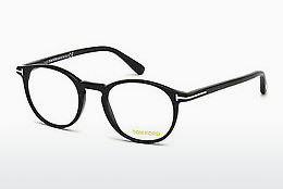 Okuliare Tom Ford FT5294 069 - Burgundská, Bordeaux, Shiny