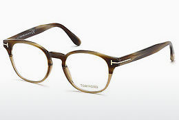 Okuliare Tom Ford FT5400 65A - Horn, Horn, Brown