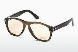 Okuliare Tom Ford FT5440-P 64E - Horn, Horn, Brown