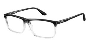 Carrera CA6643 3NV BLK CRYST
