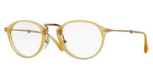 Persol PO3075VM 204 TRANSPARENT YELLOW