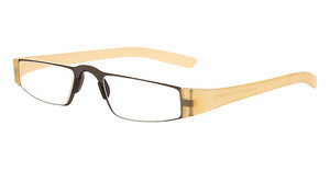Porsche Design P8801 K D1.00 yellow transparent