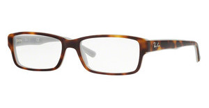 Ray-Ban RX5169 5238 TOP HAVANA ON OPAL BLUE