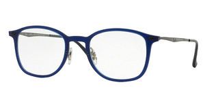 Ray-Ban RX7051 5451 MATTE DARK BLUE