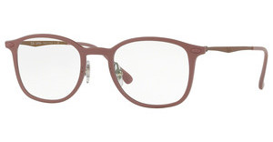 Ray-Ban RX7051 5690 MATTE TURTLEDOVE