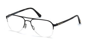 Tom Ford FT5370 002 schwarz matt