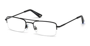 Web Eyewear WE5195 002 schwarz matt