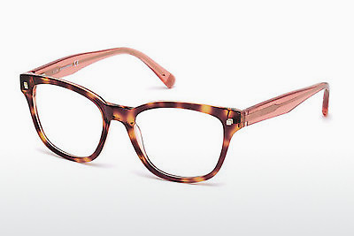 Okuliare Dsquared DQ5179 055 - Multi-coloured, Hnedá, Havanna