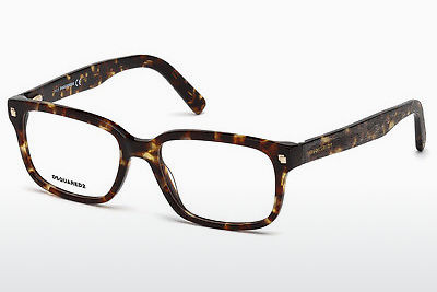 Okuliare Dsquared DQ5216 055 - Multi-coloured, Hnedá, Havanna