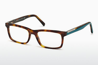 Okuliare Ermenegildo Zegna EZ5030 053 - Havanna, Yellow, Blond, Brown