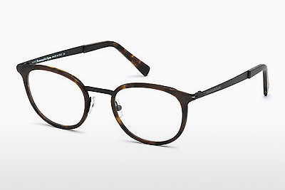 Okuliare Ermenegildo Zegna EZ5048 053 - Havanna, Yellow, Blond, Brown