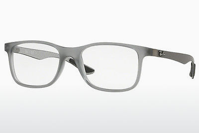 Okuliare Ray-Ban RX8903 5244 - Transparent, Sivá