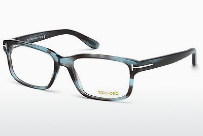Okuliare Tom Ford FT5313 086 - Modrá, Azurblue
