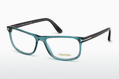 Okuliare Tom Ford FT5356 087 - Modrá, Turquoise, Shiny