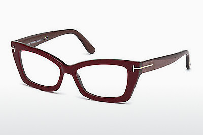 Okuliare Tom Ford FT5363 071 - Burgundská, Bordeaux