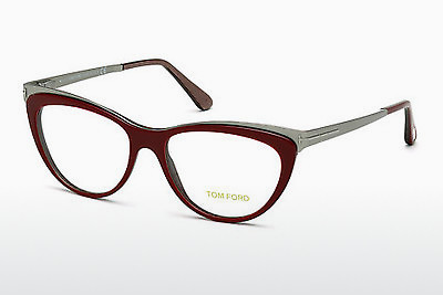 Okuliare Tom Ford FT5373 071 - Burgundská, Bordeaux