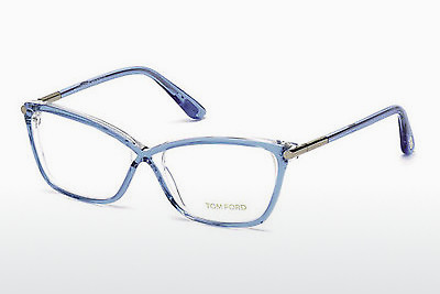 Okuliare Tom Ford FT5375 086 - Modrá, Azurblue