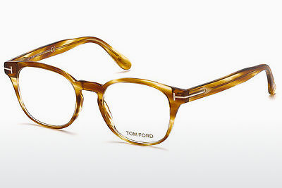 Okuliare Tom Ford FT5400 053 - Havanna, Yellow, Blond, Brown