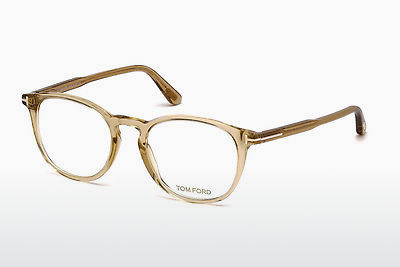 Okuliare Tom Ford FT5401 045 - Hnedá, Bright, Shiny