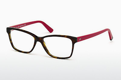 Okuliare Web Eyewear WE5182 056 - Havanna