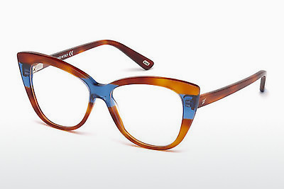 Okuliare Web Eyewear WE5197 053 - Havanna, Yellow, Blond, Brown
