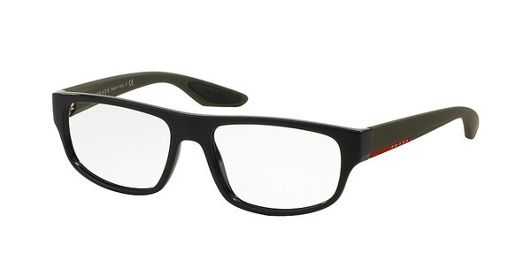 Prada Sport PS 03GV 1AB1O1 BLACK