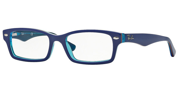 Ray-Ban Junior RY1530 3587 TOP BLUE ON AZURE TRANSP
