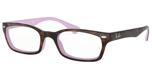 Ray-Ban RX5150 5240 TOP HAVANA ON OPAL VIOLET
