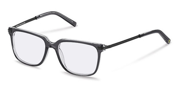 Rocco by Rodenstock RR430 D dark grey transparent
