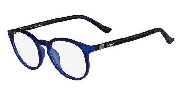 Salvatore Ferragamo SF2724 454 MATTE BLUE