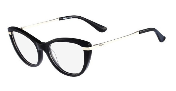Salvatore Ferragamo SF2731 001 BLACK