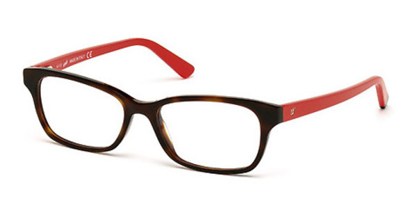 Web Eyewear WE5183 052 havanna dunkel