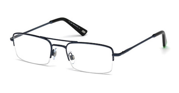 Web Eyewear WE5195 090 blau glanz