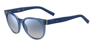 Boss Orange BO 0236/S LEI/DK FLASH BLUE SKYBL MTBLUE (FLASH BLUE SKY)