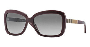 Burberry BE4173 340311 GREY GRADIENTBORDEAUX