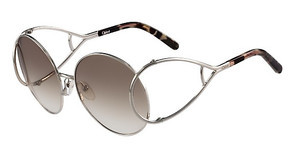 Chloé CE124S 043 SILVER/BROWN MARBLE