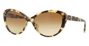 DKNY DY4084 33272L BROWN GRADIENTHONEY TORTOISE