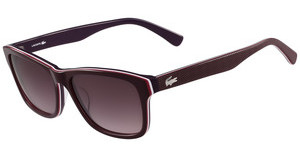 Lacoste L683S 603 BURGUNDY/WHITE/PURPLE