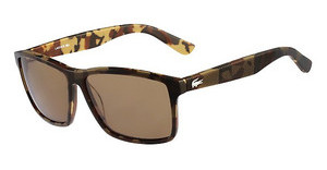Lacoste L705S 210 BROWN/CAMOUFLAGE