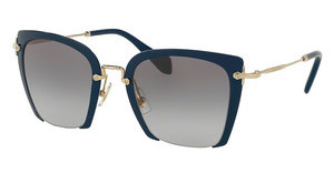 Miu Miu MU 52RS UE63E2 GREY BLUE GRADIENTBLUE