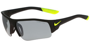 Nike SKYLON ACE XV JR EV0900 007 MATTE BLACK/VOLT WITH GREY W/SILVER FLASH LENS LENS