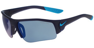 Nike SKYLON ACE XV JR EV0900 400 MATTE MIDNIGHT NAVY/BLUE LAGOON WITH GREY W/BLUE SKY FLASH LENS
