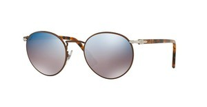 Persol PO2388S 1067O4 GREY MIRROR BLUEBROWN