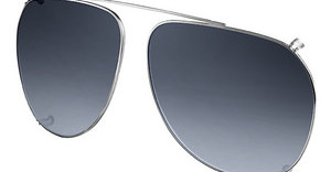 Pierre Cardin P.C.6790CLIP-ON 6LB/HD GREY SFRUTHENIUM