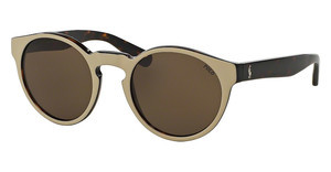 Polo PH4101 556473 BROWNTOP BEIGE ON DARK HAVANA