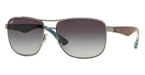 Ray-Ban RB3533 004/8G GRAY GRADIENTGUNMETAL
