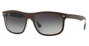 Ray-Ban RB4226 61898G GREY GRADIENT DARK GREYTOP MATTE CHOCCOLATE ON BLUE